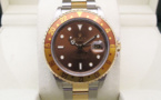 ROLEX GMT Master II 16713 Root Beer - Full Set.