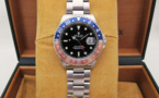 "ROLEX GMT Master 16700 Pepsi "" Faded "" - Full Set."