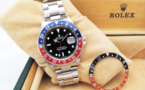 ROLEX GMT Master 16710 Pepsi + Coke - Full Set.