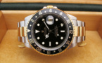 ROLEX GMT Master II 16713 Or / Acier - Full set.