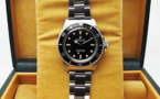 ROLEX Submariner 5513 Transition - Cadran Glossy.