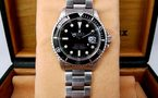 Rolex Submariner 1680 rouge Meter first -
