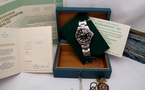 ROLEX Sea-Dweller 1665 Double Rouge Thin Case Full SET - VENDUE