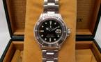 "ROLEX Submariner rouge "" meter first """