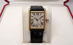 "CARTIER "" Tank Louis CARTIER"" Or"