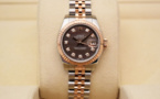 ROLEX Datejust Lady Or rose / Acier - Full Set.