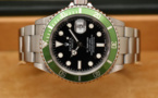 ROLEX Submariner Date 16610LV FAT FOUR Mark I - Full Set.
