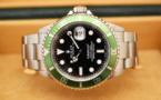 ROLEX Submariner Date 16610Lv - FAT FOUR Mark I.