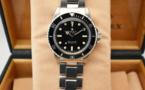 ROLEX Submariner 5513 Meters First - Année 1969.
