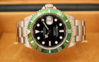 ROLEX Submariner Verte 16610LV FAT FOUR Mark I - Full Set.