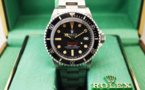 ROLEX Sea-Dweller Double Rouge Mark IV -Année 1977.