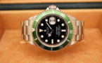 ROLEX Submariner Date 16610LV FAT FOUR MARK I - Full Set - Année 2004.