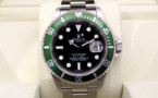 ROLEX Submariner Verte 16610LV Mark IV -