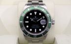 ROLEX Submariner Verte 16610LV Mark V -