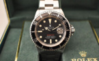 ROLEX Submariner Date 1680 Rouge Mark IV - Année 1970.