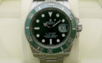 ROLEX Submariner Verte Céramique -