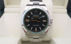 ROLEX Oyster Perpetual Milgauss 116400 GV -