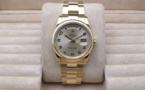 ROLEX Oyster Perpetual DAY-DATE - Tout Or jaune 18K.