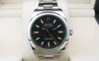 ROLEX Oyster Perpetual Milgauss - 116400GV.